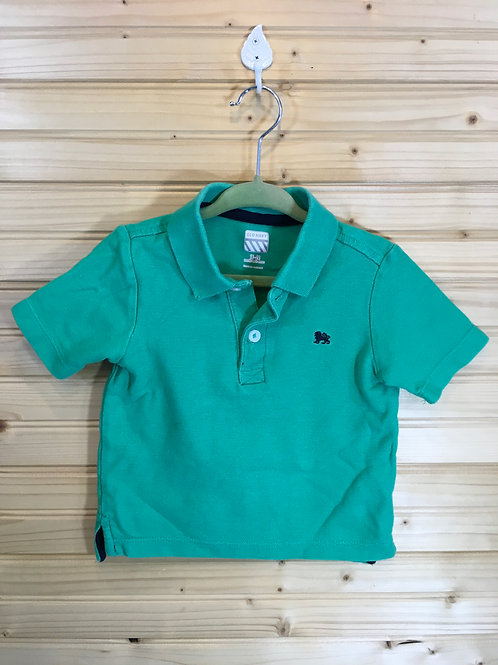 Size 18-24m OLD NAVY Green Polo Shirt