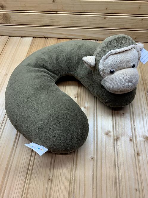 Child Size Monkey Neck Pillow