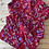 Size 8 Red Winter Pjs
