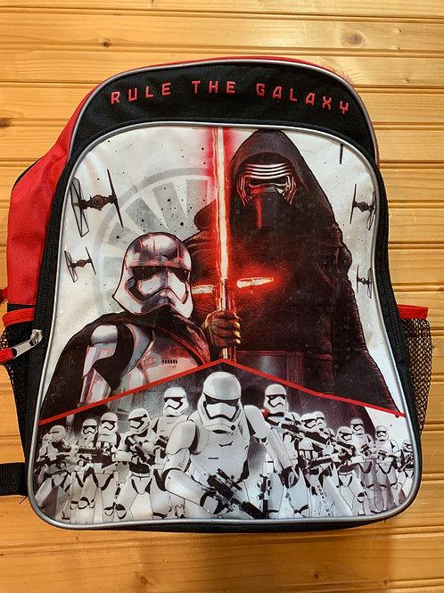 Light Up STAR WARS Backpack