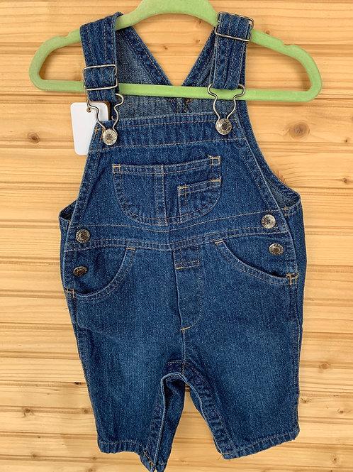 Size 3-6m ARIZONA Jean Overalls, Used