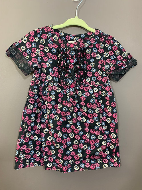 Size 6-12m OLD NAVY Floral Dress in Lavender, Pink and Blue