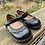 Size 4 Toddler GEORGE Black Mary Janes