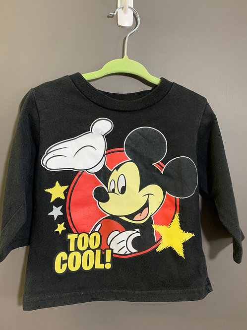Size 18m DISNEY BABY Mickey Mouse Shirt