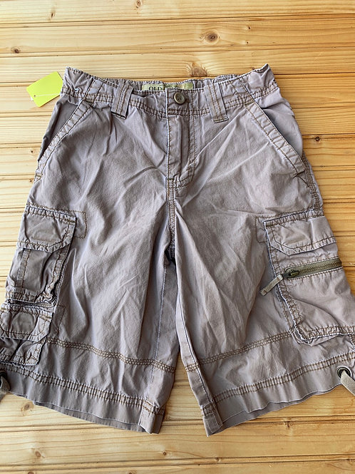 Size 6 OLD NAVY Brown Cargo Shorts
