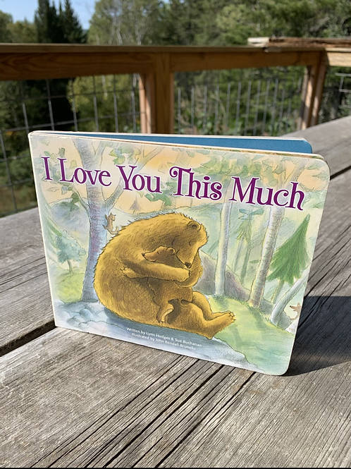 I LOVE YOU THIS MUCH, Used Book