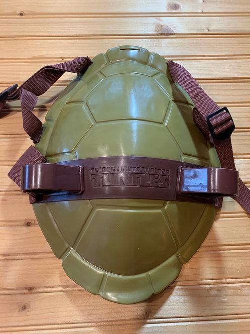Ninja turtle shell front