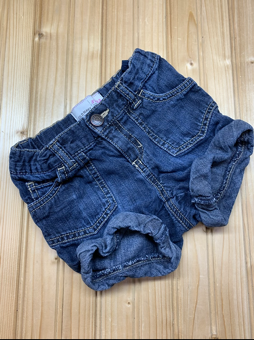 Size 3T OLD NAVY Rolled Jean Shorts