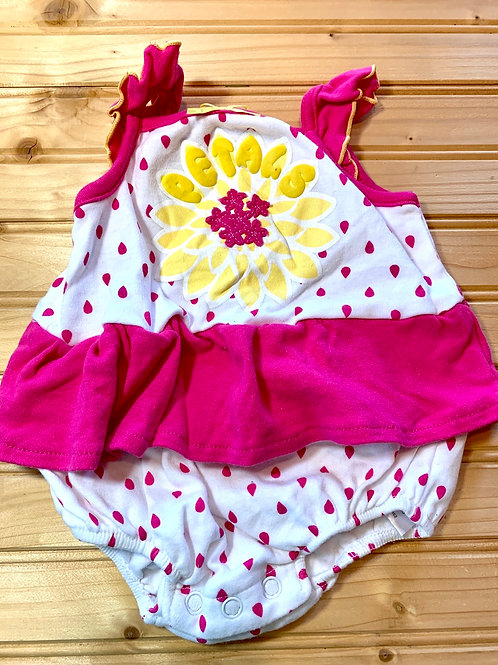 Size 3-6m SESAME STREET Petals Outfit