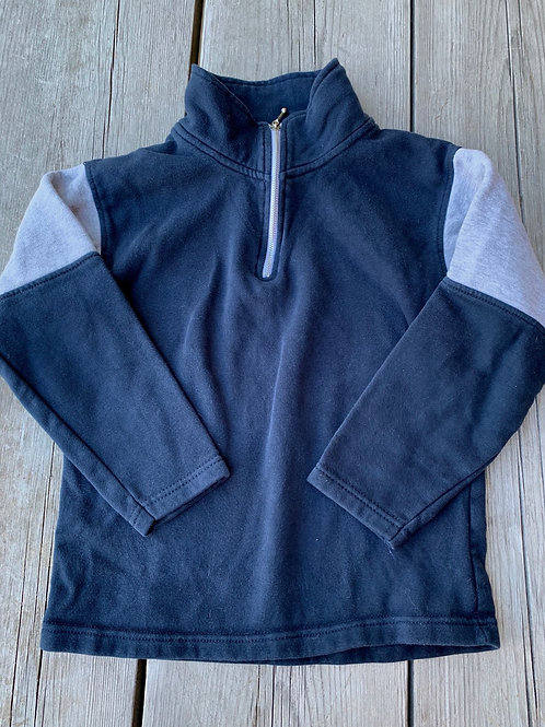 Size 10/12 Black and Grey Pullover