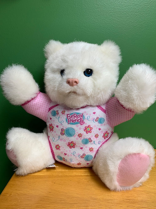 FurReal friends stuffed animal