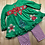Size 12m SOPHIE ROSE 2pc Christmas Outfit