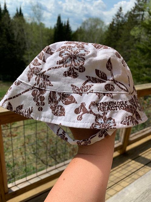 Infant Size KENNETH COLE Linen Sun Hat