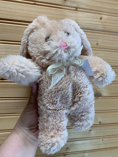 Brown Bunny Stuffed Animal, Used