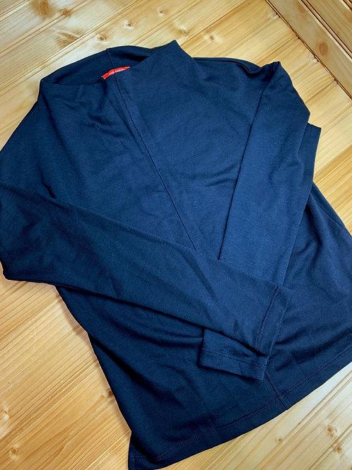 Size 7/8 JOE FRESH Midnight Blue Shirt