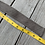 "28"" No Holes Grey Woven Belt"