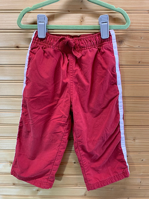 Size 18m TOUGHSKINS Red Pants, Used