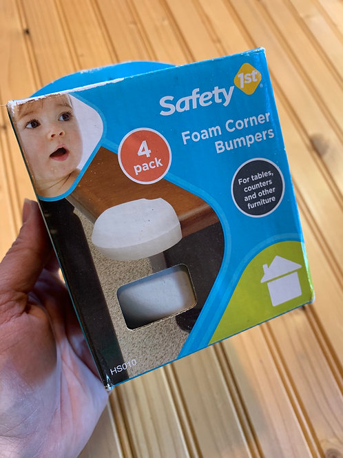 SAFETY FIRST Foam Corner Covers
