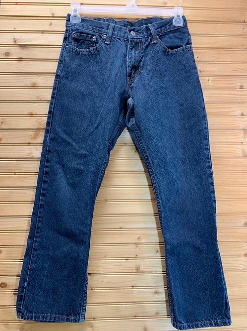Size 30x30 LEVIS 514 Slim Straight Jean