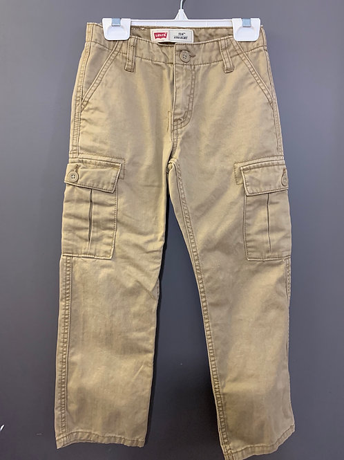 Size 7R LEVI'S Khaki Cargo Pants