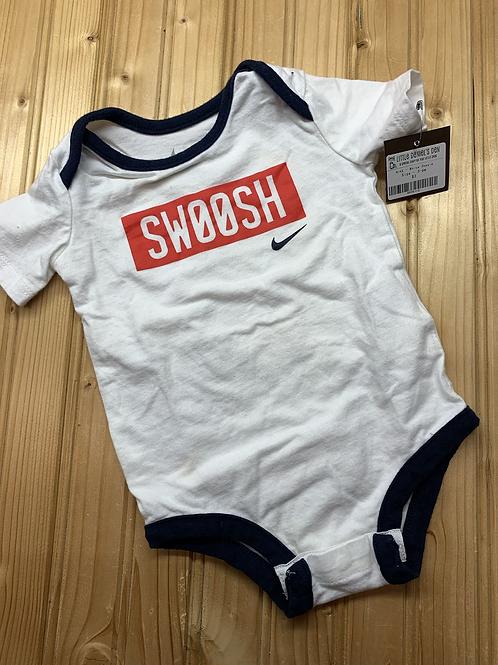 Size 3-6m NIKE Swoosh Onesie