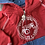 Size 6-9m RADIO FLYER Red Hoodie