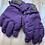 Size M THINSULATE 3M Mauve Winter Gloves