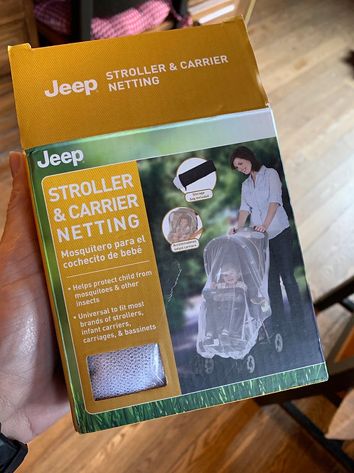JEEP, Stroller and Carrier Netting