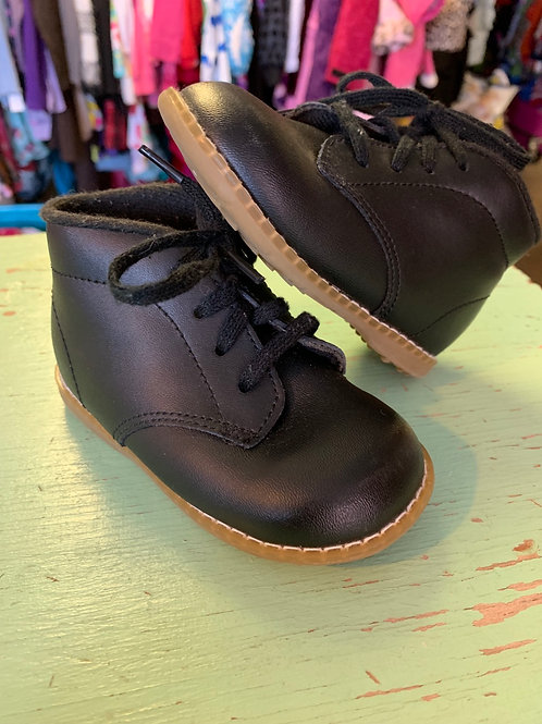 5 Toddler Black Shoes