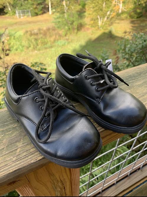 Size 11 Kids Black Shoes