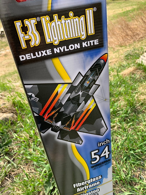 "54"" fighter plane kite"