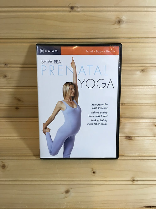 Shiva Rea Prenatal Yoga  front