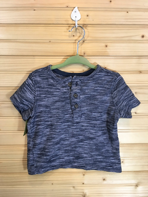 Size 18-24m OLD NAVY Blue Shirt