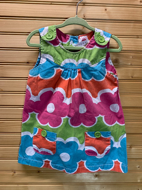 Size 2T Colorful Summer Dress