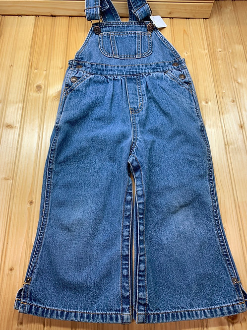 Size 3T LEVI'S Flare overalls