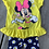 Size 12m DISNEY Minnie Mouse Daisy Outfit