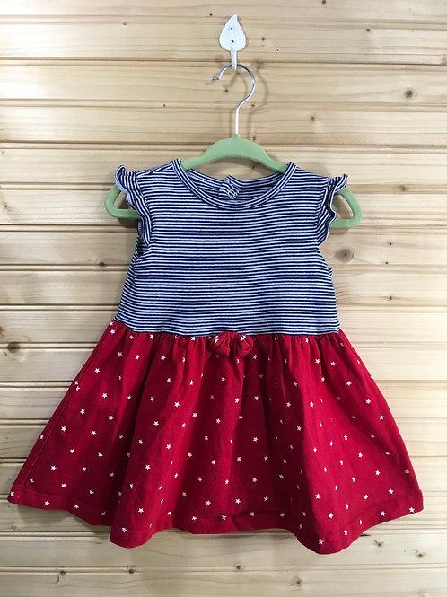 Size 12m CHILD OF MINE Patriotic 2-Piece Summer Dress