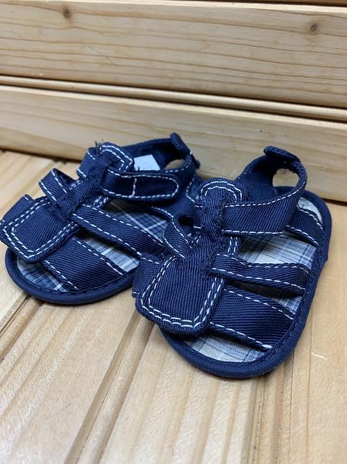 Size 2 Infant Blue Sandals