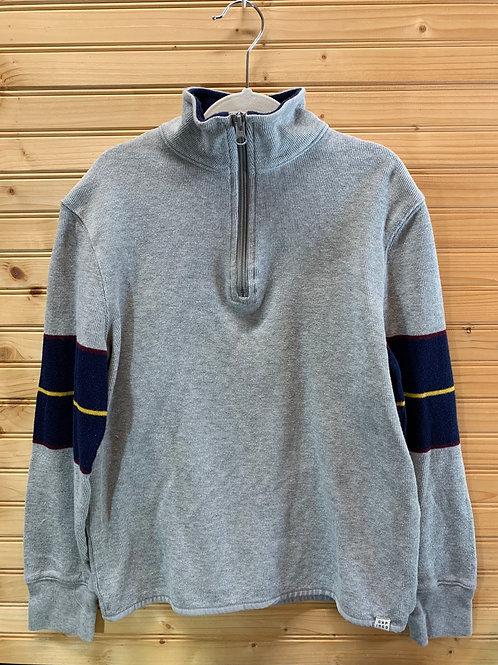 Size XL KIDS Grey Pullover
