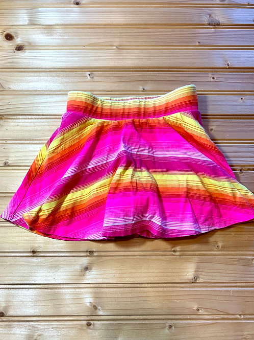 Size 4T CHILDREN'S PLACE Striped Skort, Used