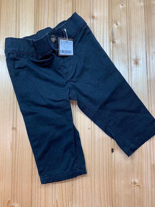 Size 6m CARTER'S Black Pants