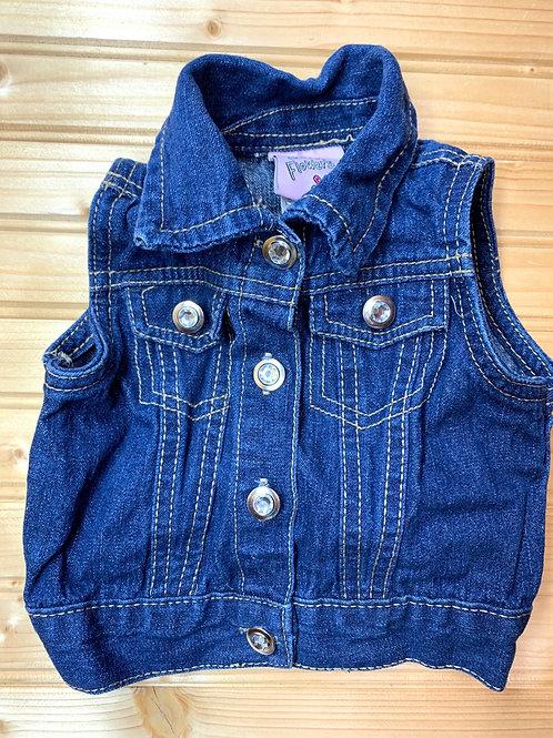 Size 12m Jean Vest