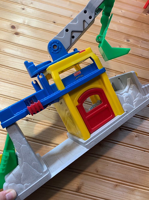 FISHER PRICE Little People Construction Toy