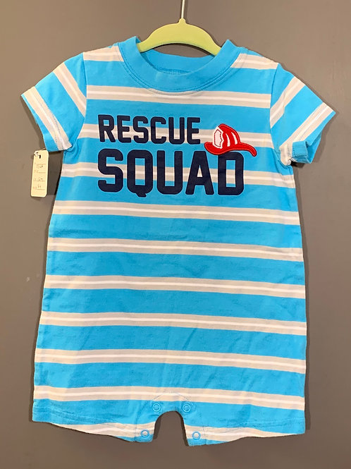 Size 12m CHILD OF MINE Rescue Squad Jumper, Used