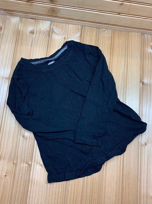 Size 2T OLD NAVY Black Shirt