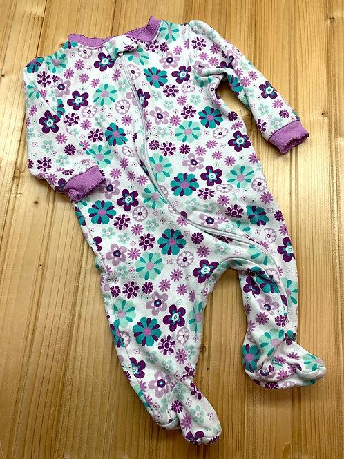 Size 0-3m GARANIMALS Cotton Floral PJ