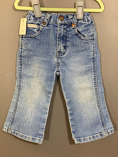 Size 12m CALVIN KLEIN Jeans, Used