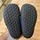 LSize 5 Little Kids SURF MOC Blue Water Shoes bottom