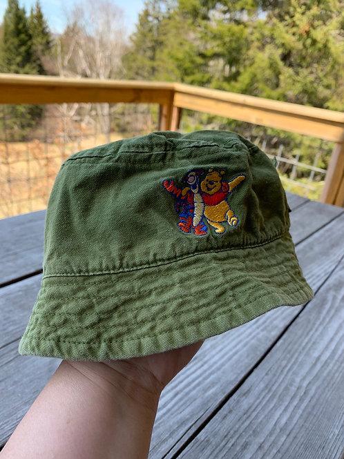 Size Infant DISNEY Pooh and Tigger Sun Hat