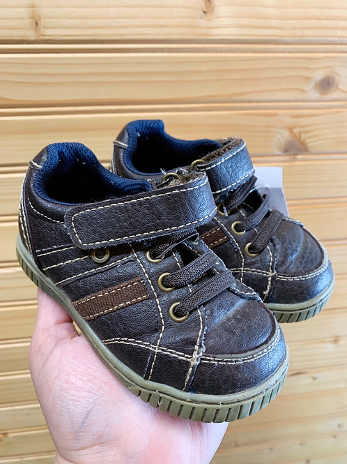 Size 6 Toddler Brown Shoes
